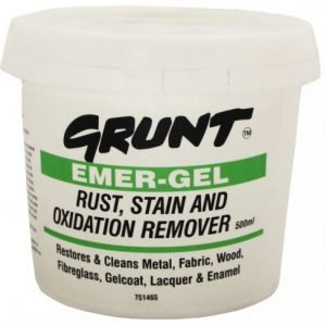 Grunt Emer-Gel - Rust Stain & Oxidation Remover