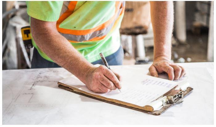 builder checking list