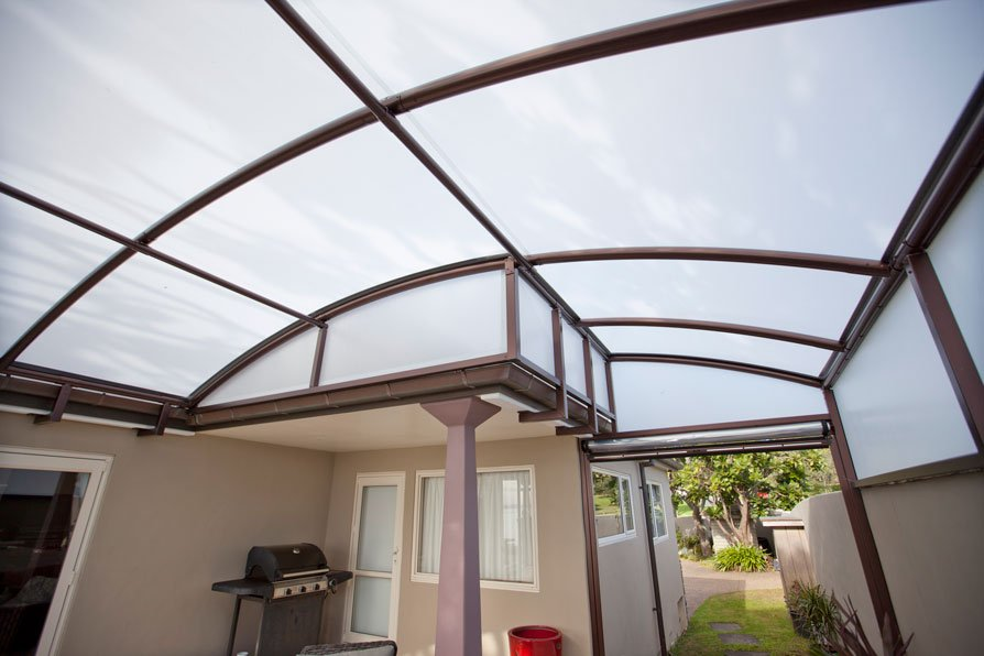Fresco outdoor canopy