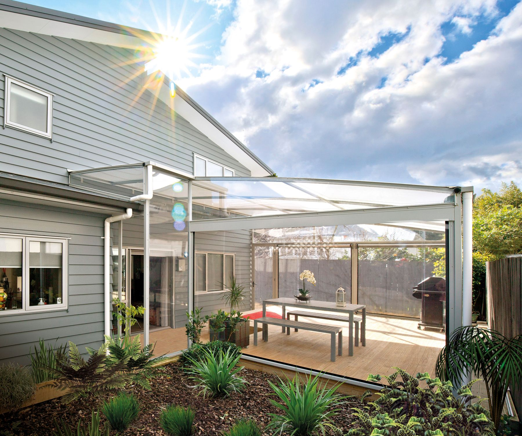 Canopy Awning or Conservatory? The Pros & Cons Explained