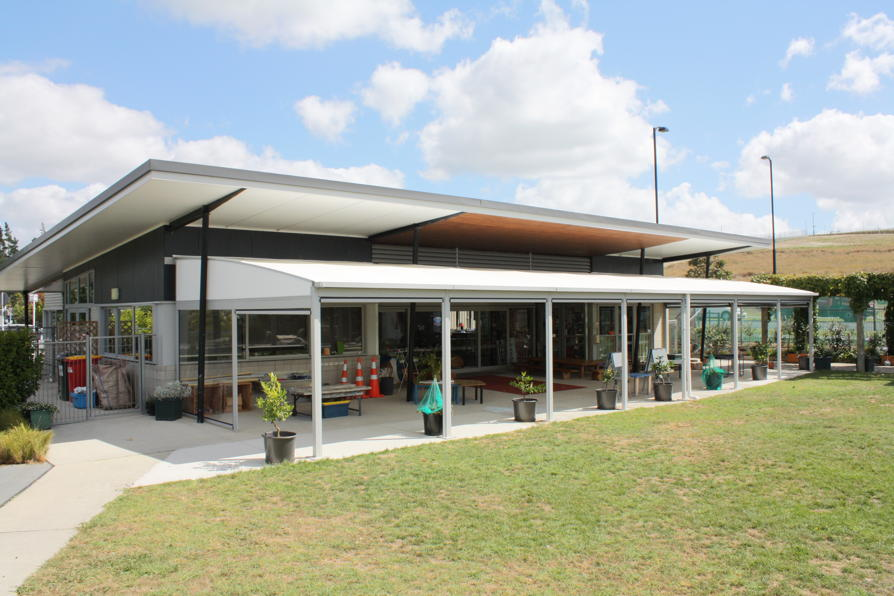 Silverdale Kindergarten Canopy by Fresco Shades